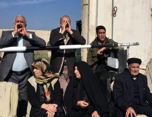 خاطرات محسن اسدی در کنار کمپ لیبرتی