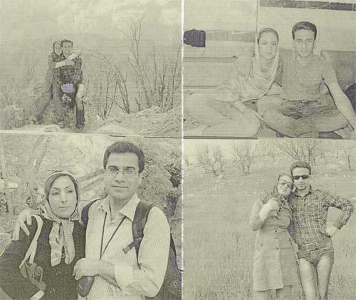 نامه خانواده اکبر چراغی که بیست و پنج سال است اسیر فرقه رجوی می باشد