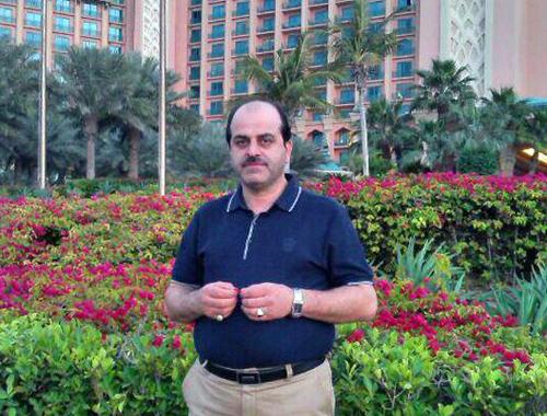 دلنوشته کوتاه به محمود دهقان عضو اسیر رجوی در آلبانی