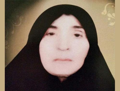 Mr. Mohammad Ghaderi mother