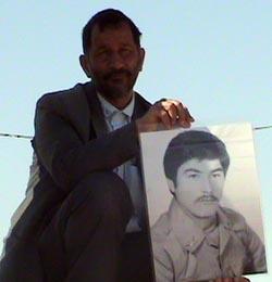 نامه آقای علی اکبر غلامی خیر آبادی به نماینده سازمان ملل متحد در عراق