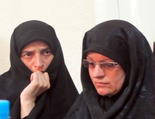 نامه خانم زهرا قلیزاده به نخست وزیر آلبانی و به برادر اسیرش علی قلی زاده