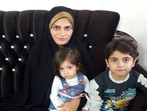 نامه دل انگیز به علی قلیزاده عضو اسیر رجوی در آلبانی