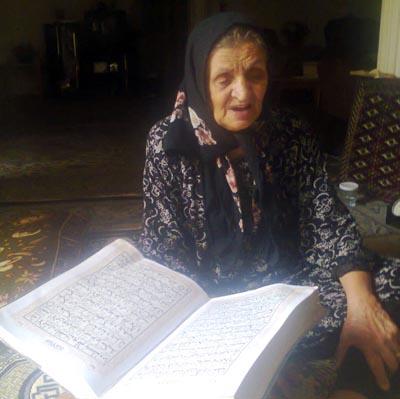 إيرانية تدعو زمرة رجوي إلى فك أسر ولدها في العراق