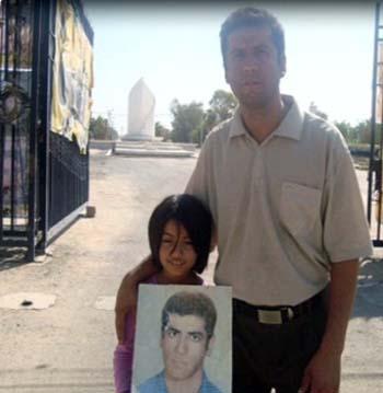 درد دلی با برادرم علی هاجری اسیر در فرقه رجوی