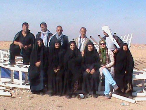 درخواست ملاقات حضوری جمعی خانواده های ایلامی با عزیزانشان از دولت عراق