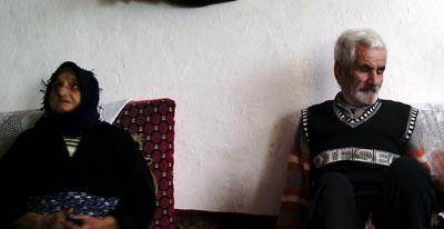 محمد طاهر محمد زاده آسیب دیده از گماشته های  رجوی در سفر به اشرف