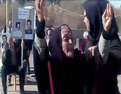 مادران، قربانیان فراموش شده فرقه رجوی(2)  - رقیه فرازیان فرد کهن (خانم ندائی) - تهران