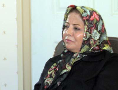 مصاحبه با خانم مهين حبيبی  - مادر پروانه ربيعی عباسی اسير فرقه رجوی  در آلبانی