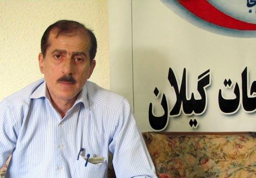دیداربا خانواده مجید رجبی شهرستانی دردفتر انجمن نجات گیلان