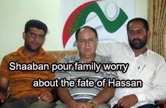Hassan has been captured in Ashraf for more than 2 decades