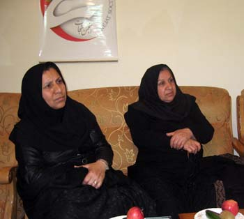 Ms. Fatemeh Sohrabi pens letter to her brother; Rahim – MKO Cult hostage