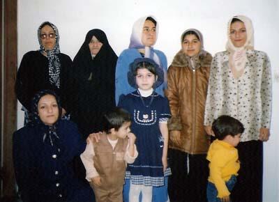 خانواده ایرج سلطانی (اسیر در بند رجوی در عراق)