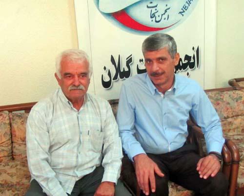 آقای علیرضا یوسفی پدرمحمدتقی ازاعضای گرفتاردرتشکیلات مافیایی رجوی