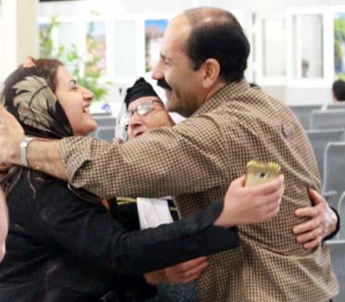 جدایی رئوف فرامرزی و بازگشت به ایران