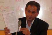 Javad Firuzmand;former member of MKO
