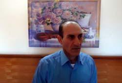 شهرام حيدري يعلن انفصاله عن منظمة خلق