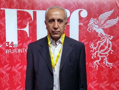 شرکت مسئول سابق بخش روابط بین المللی فرقه رجوی در فستیوال  بین المللی فیلم فجر