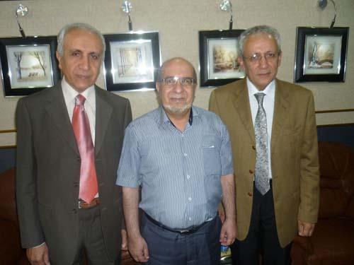 Ebrahim Khodabandeh in Baghdad