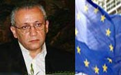 Massoud Khodabandeh to the European Parliament in relation to a proposed resolution on Camp Ashraf