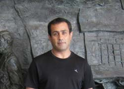 Mr. Homayoon Kohzadi could manage to leave Rajavi's cult
