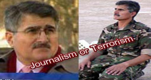 Mojahedin Khalq Terrorist Commander poses as a human rights advocate to fool the Financial Times