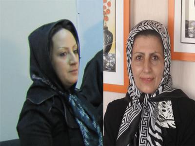 مصاحبه با خانم میرباقری و خانم بهشتی در رابطه با فرقه تروریستی رجوی