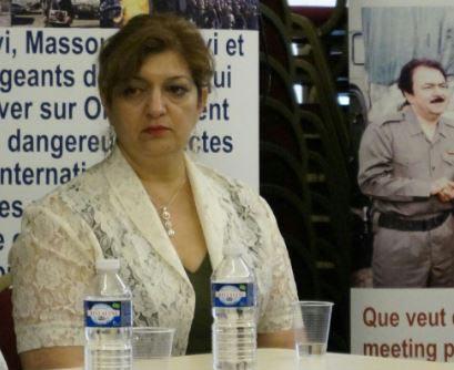 چرا در برابر نقض حقوق پناهندگان ایرانی توسط اربابتان آمریکا سکوت کرده اید؟