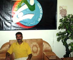 Interview with Hadi Negravi
