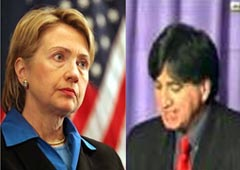 Open letter to the US secretary of state , Mrs. Hillary Rodham Clinton