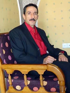 انفصال علي رضا رحماني عن منظمة خلق