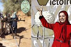 Maryam Rajavi shows solidarity with Jaish al-Adl terrorists