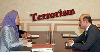 العراق يسلم اعتراضه لسفير فرنسا على لقاء رجوي بالجربا