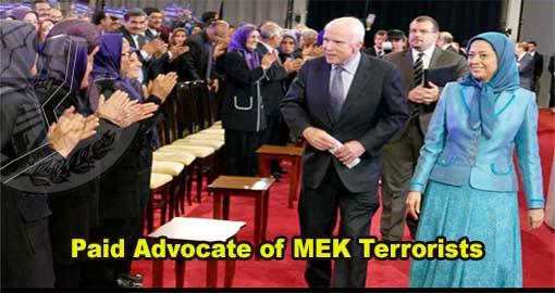 McCain palling around with MKO terrorists