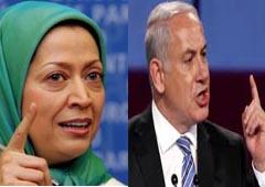 رسوایی، نقطه مشترک فرقه رجوی و اسرائیل