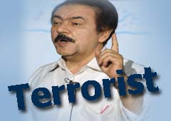 خون خواهی مسعود رجوی