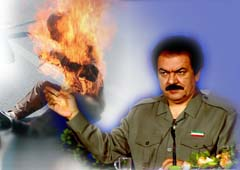 The leaders of Rajavi's cult always consider the list of their victims as their honor.