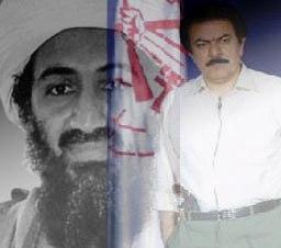 رجوی بن لادن