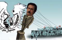 سیدحجت سیداسماعیلی: ترفند جدید رجوی برای ماندن در عراق