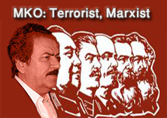 """Ali Akbar Rastgou, former member of MEK:""""the ideology of the organization can be evaluated as a blend of Marxist and Islam"""""""