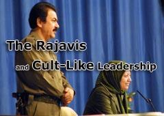 The members were coerced into dedicating themselves to Massoud and Maryam