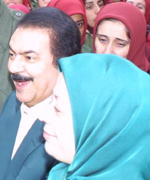 ثورة الطلاق ومكان إختفاء مسعود رجوي