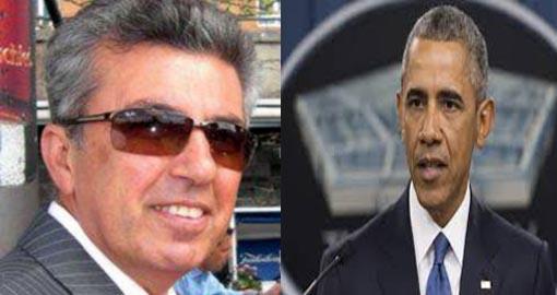 Rastgou; Open letter to Obama