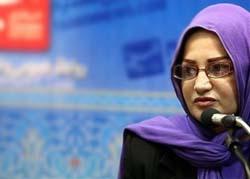 مريم سنجابي: منظمة خلق ستنهار إذا طردت من العراق