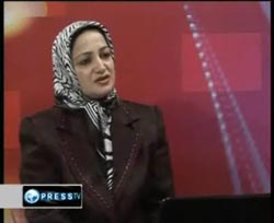 Maryam Sanjabi,MKO defector