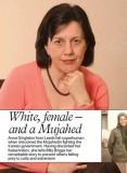 White, female - and a Mujahed