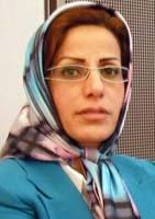 السيدة بتول سلطاني عضوة سابقة في مجلس قيادة منظمة مجاهدي خلق