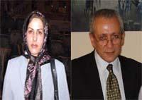 """مصاحبه مسعود خدابنده با خانم بتول سلطانی در رابطه با مسائل جاری پادگان """"عراق جدید"""" (اشرف)"""