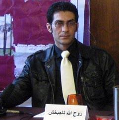 Mr. Tajbakhsh Open letter to Mr.Nuri Al Maleki