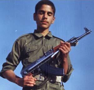 امیر یغمایی نمونه ای از دهها کودک قربانی در تشکیلات رجوی